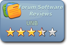 Review of Unclassified NewsBoard Forum Software